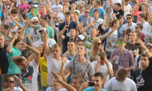 Global Gathering Ukraine 2013 — After Movie