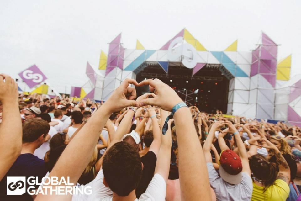 Традиционно вторая суббота июля, день проведения Global Gathering в Украине