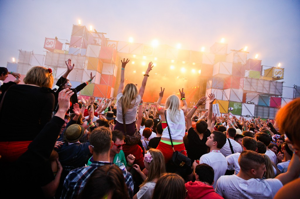 Global Gathering UK стартует завтра 25 июля